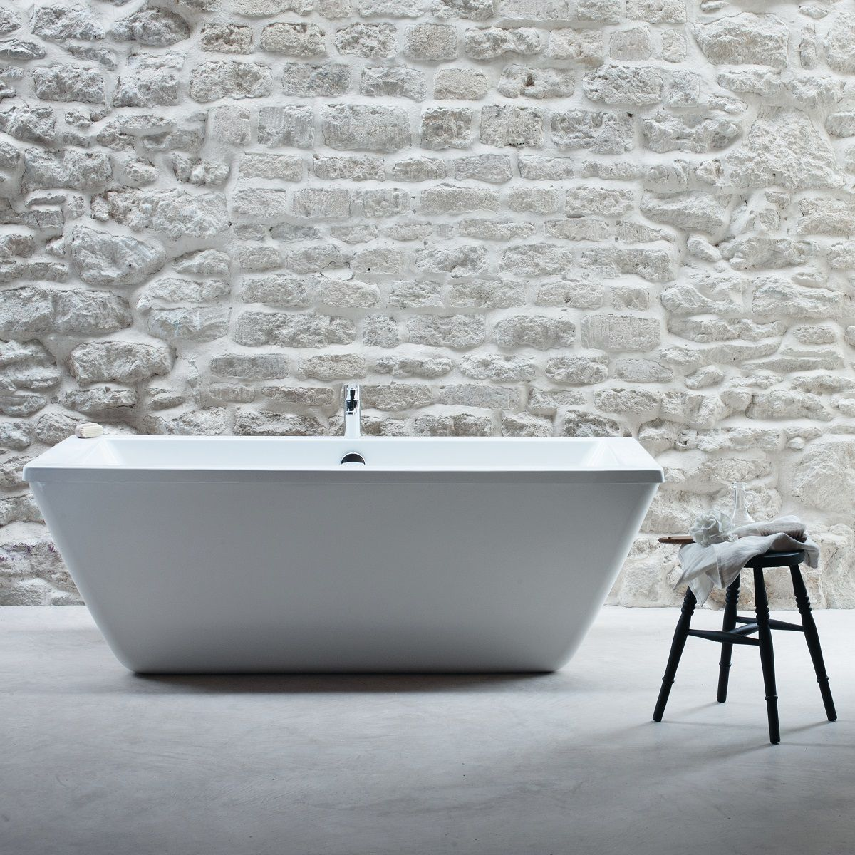 Cleargreen Freefortis Modern Freestanding Bath : UK Bathrooms