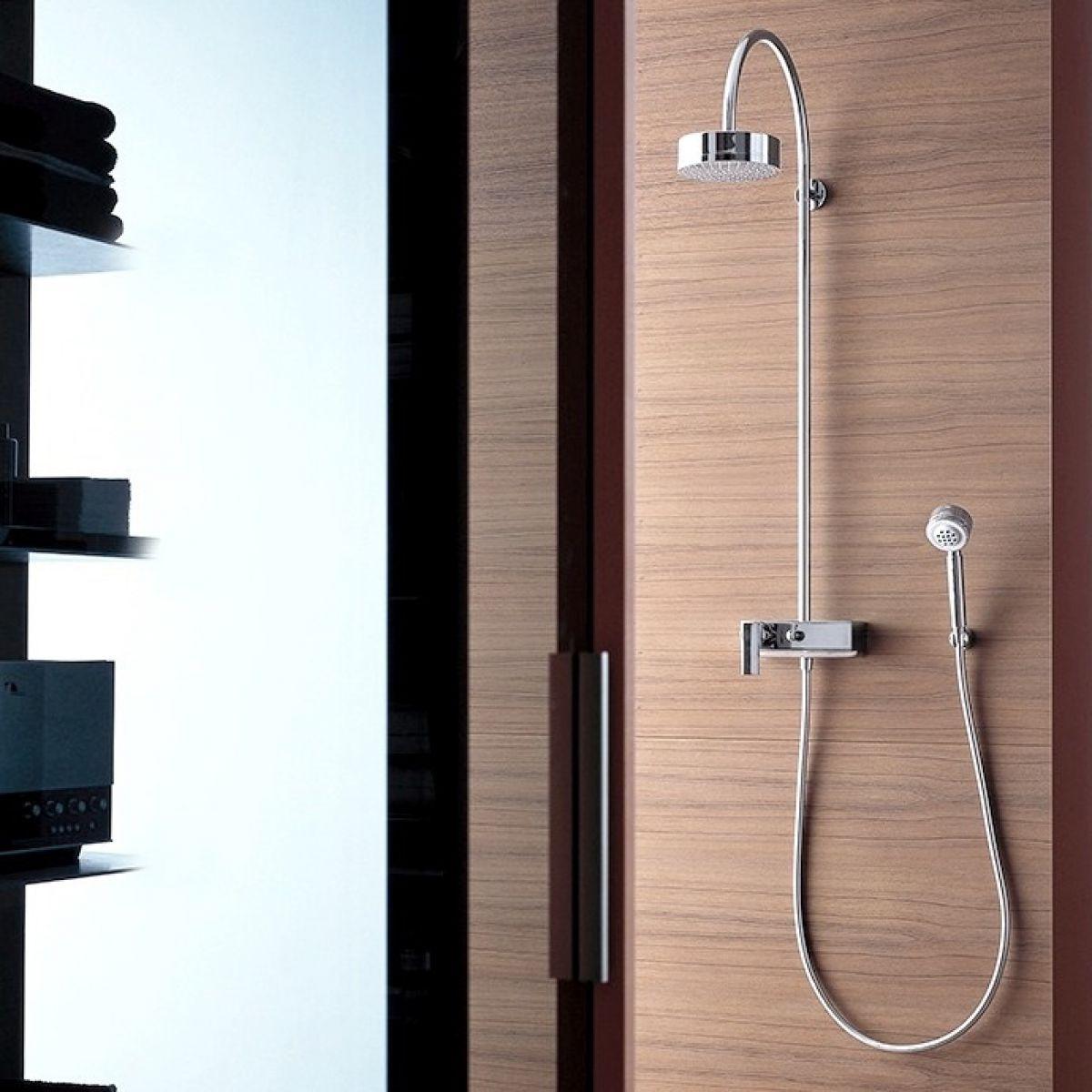Axor Citterio Showerpipe Uk Bathrooms