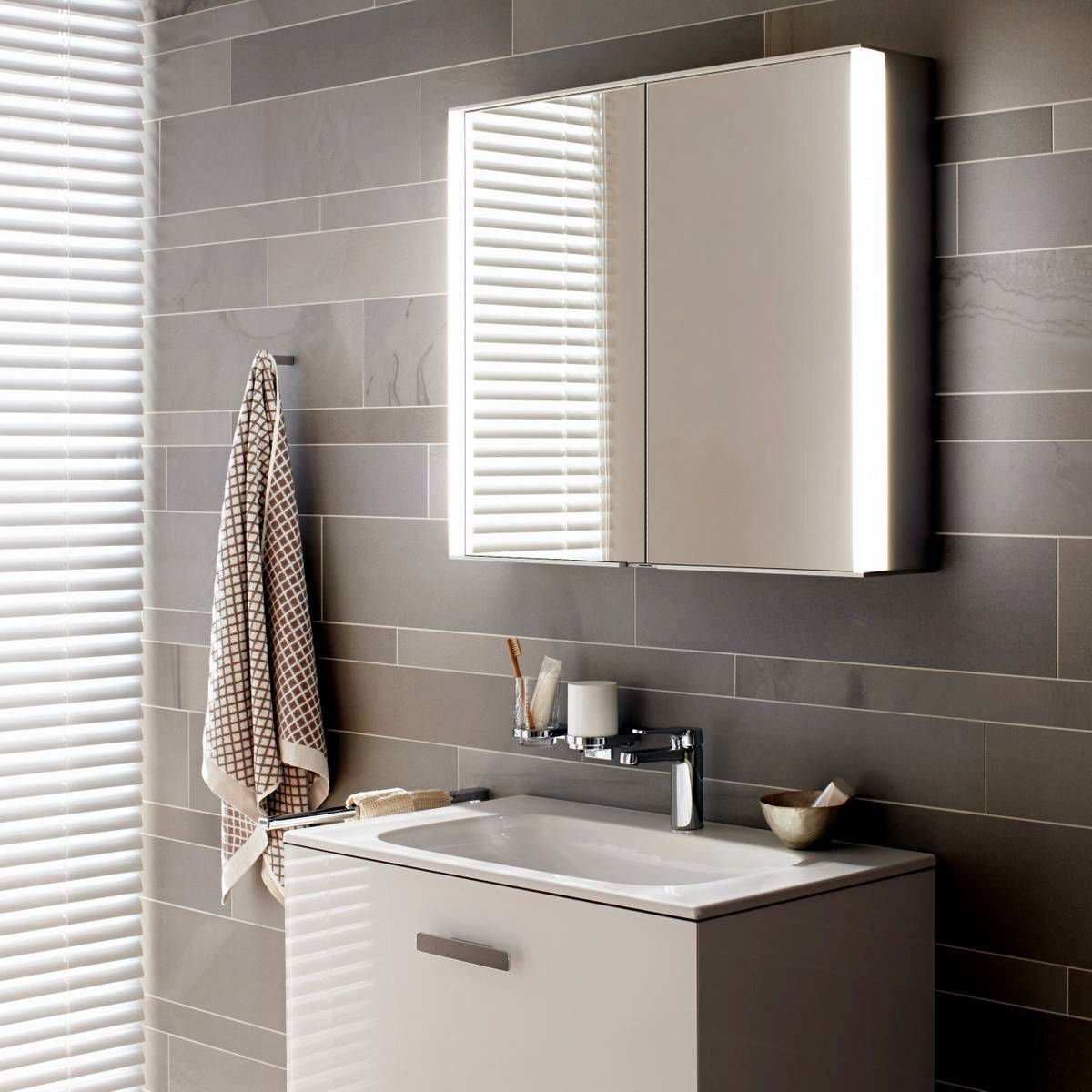 keuco royal match mirror cabinet - Bathroom Cabinets Keuco