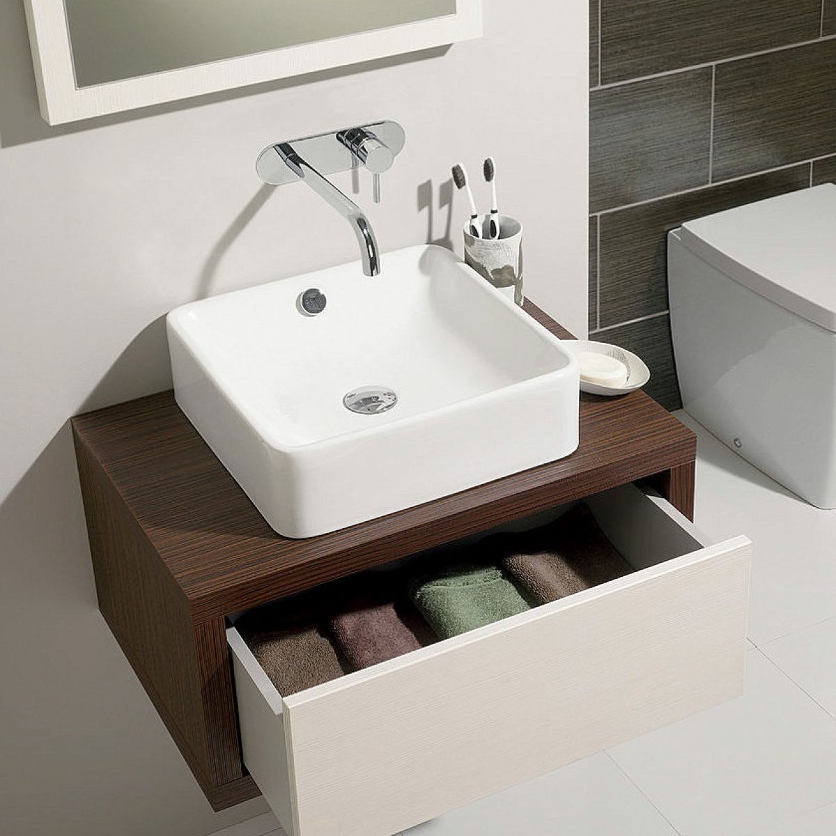 bathroom square special model sinks
