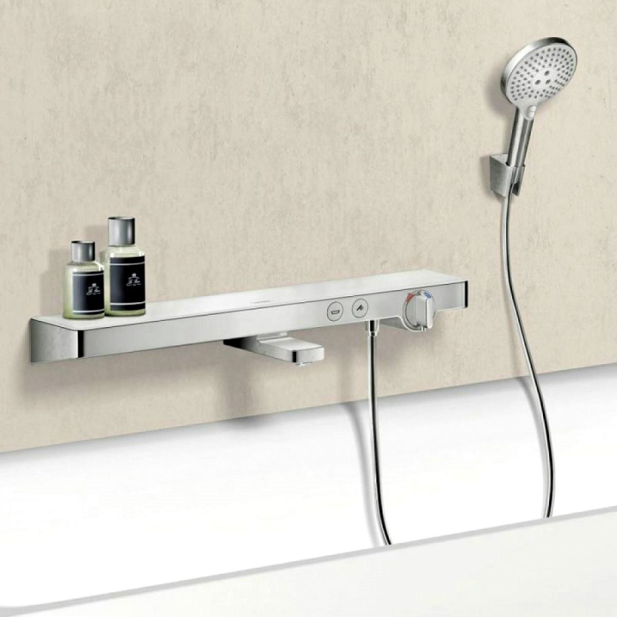 How to choose a Hansgrohe thermostatic mixer 11