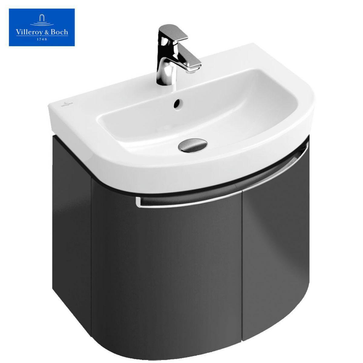 V Amp B Subway 2 0 Curved Vanity Unit Uk Bathrooms