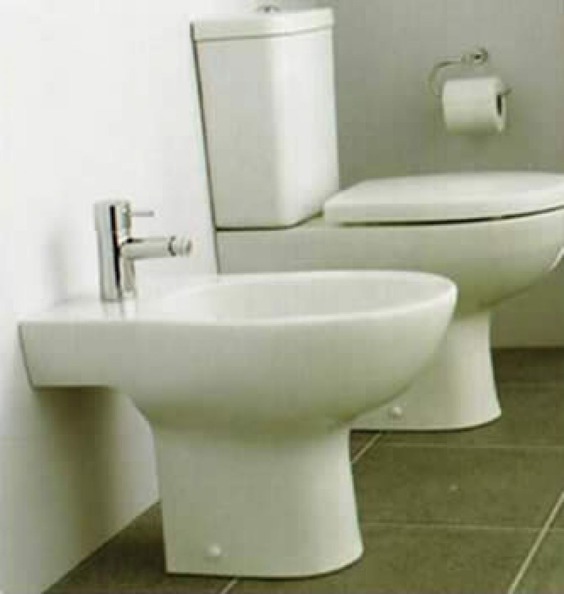 Ideal standard create square floor standing bidet uk for Ideal standard liuto bidet