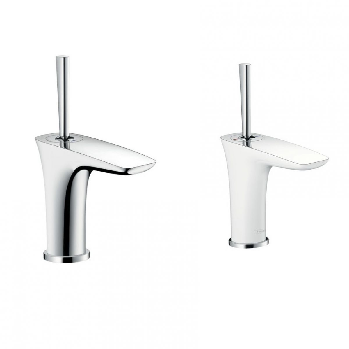 hansgrohe puravida 100 basin mixer uk bathrooms. Black Bedroom Furniture Sets. Home Design Ideas