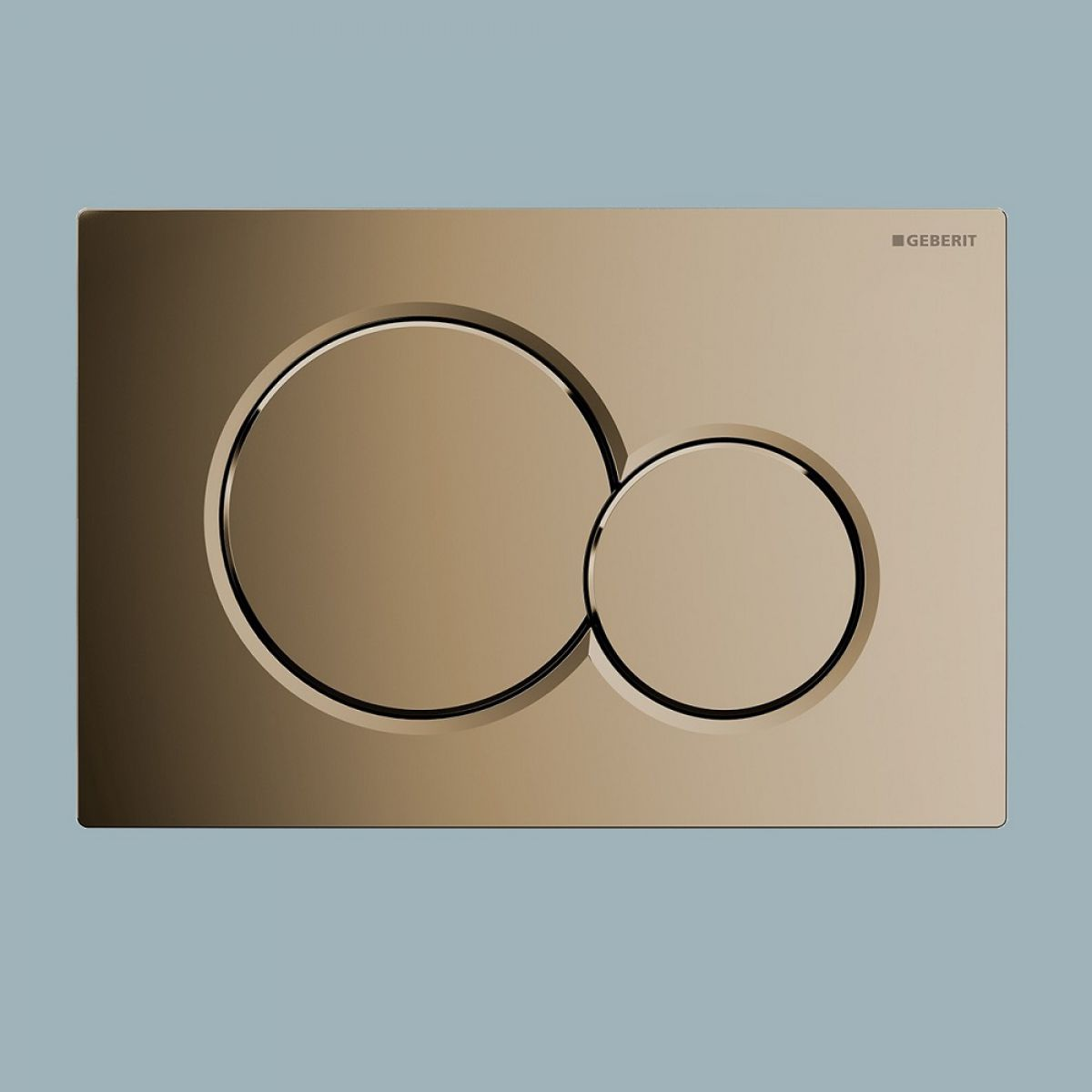 Geberit sigma01 flush plate uk bathrooms for Geberit flush