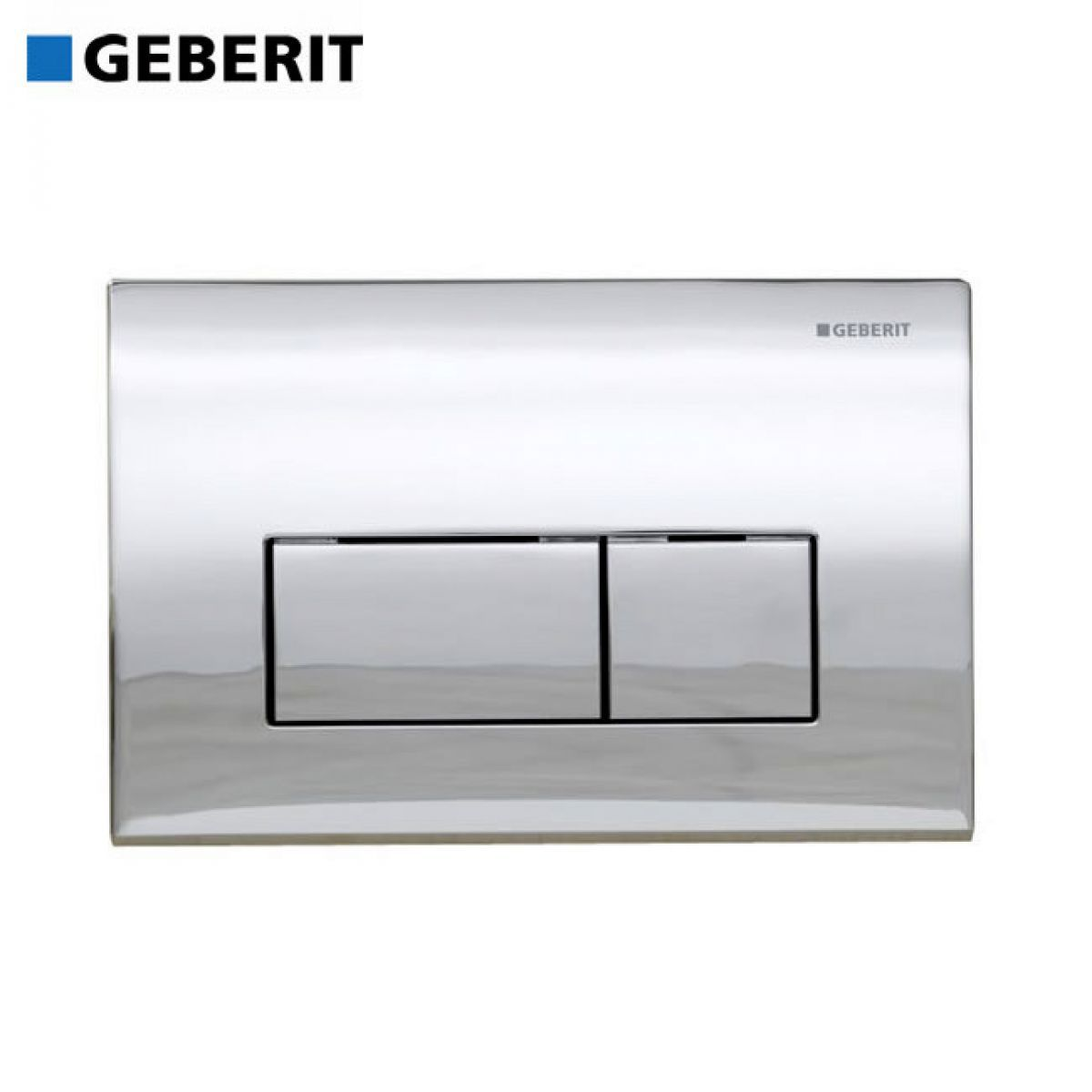 geberit kappa50 dual flush plate uk bathrooms. Black Bedroom Furniture Sets. Home Design Ideas
