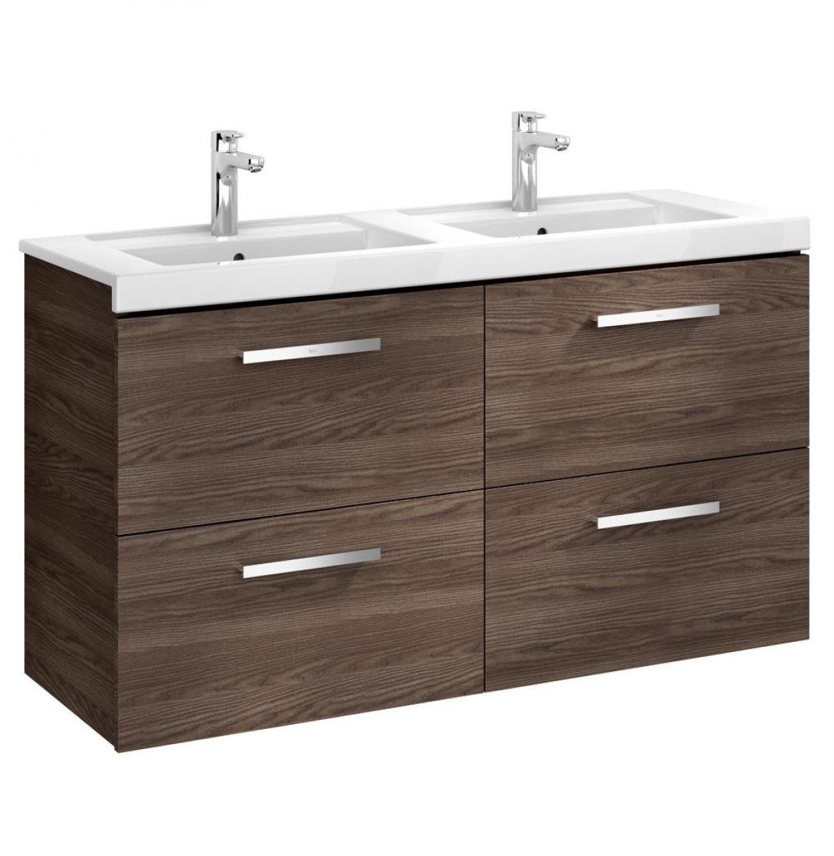 Roca Prisma Vanity Unit 1200mm Uk Bathrooms