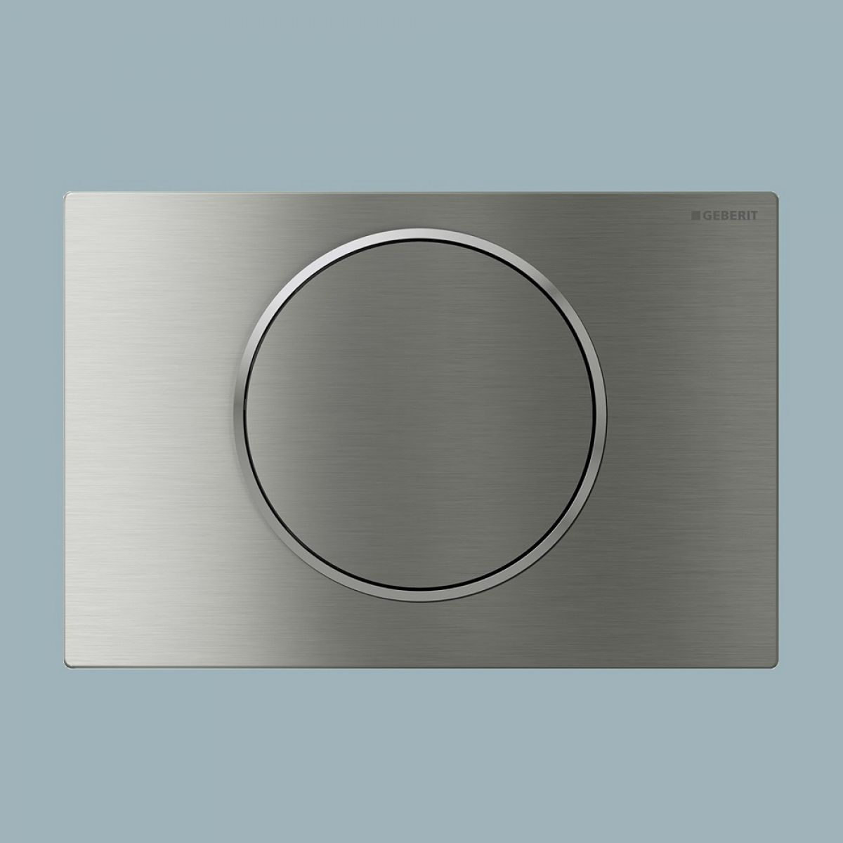 geberit sigma10 single flush plate uk bathrooms. Black Bedroom Furniture Sets. Home Design Ideas