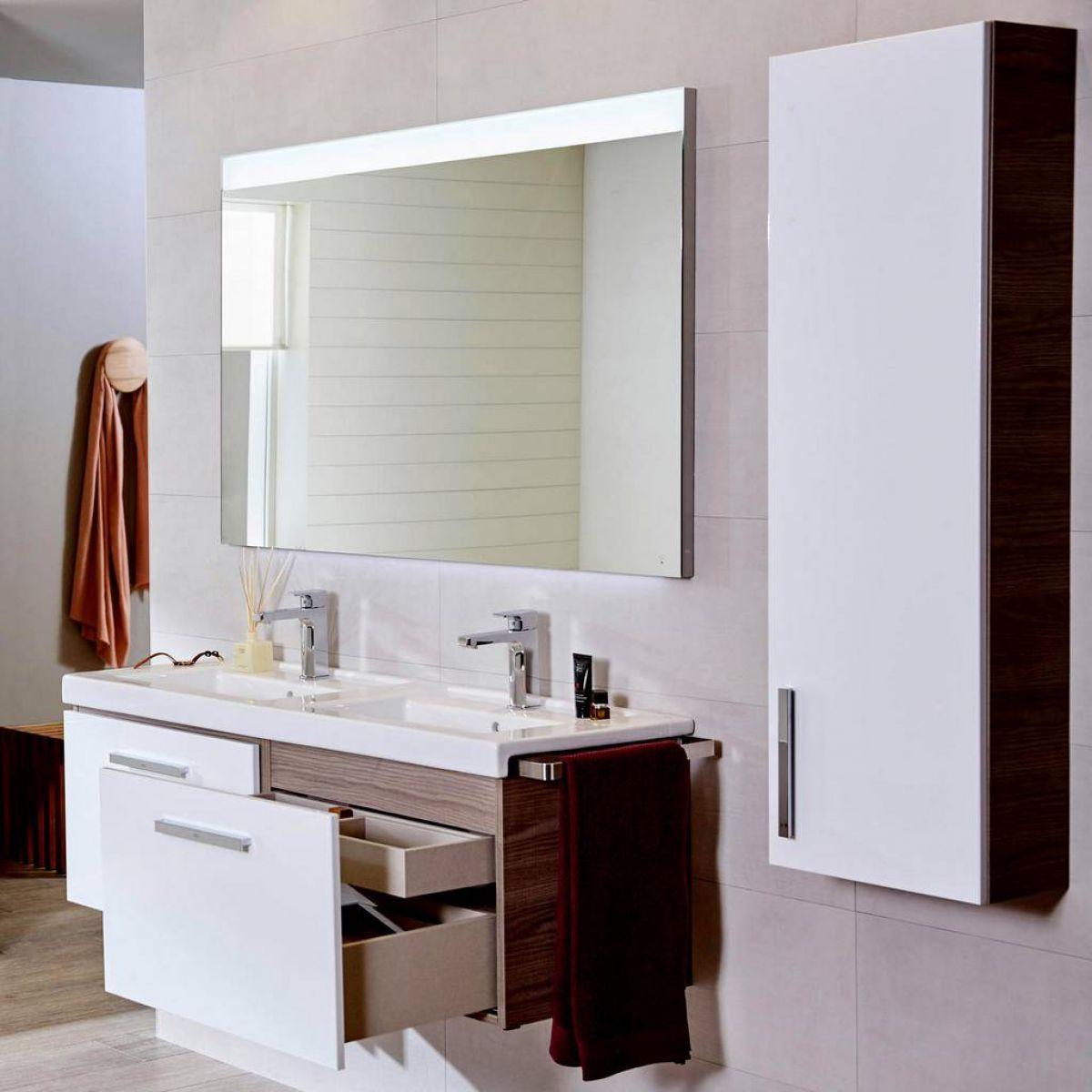 Roca Prisma Led Illuminated Mirror Uk Bathrooms