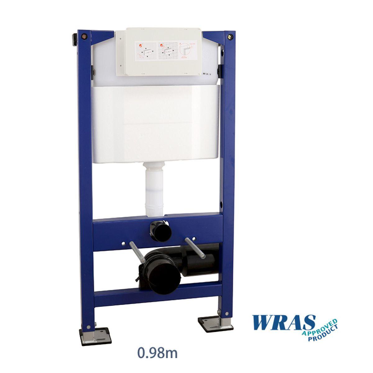 Abacus Toilet Frame & Cistern Packs