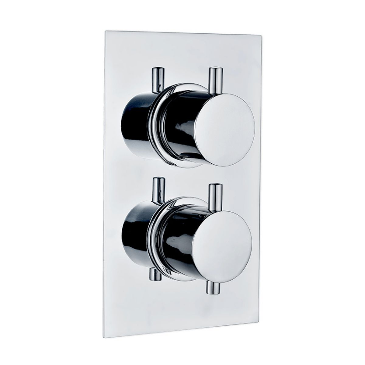 concealed outlet valves plate with thermostatic triple diverter ufg slim kubix valve shower