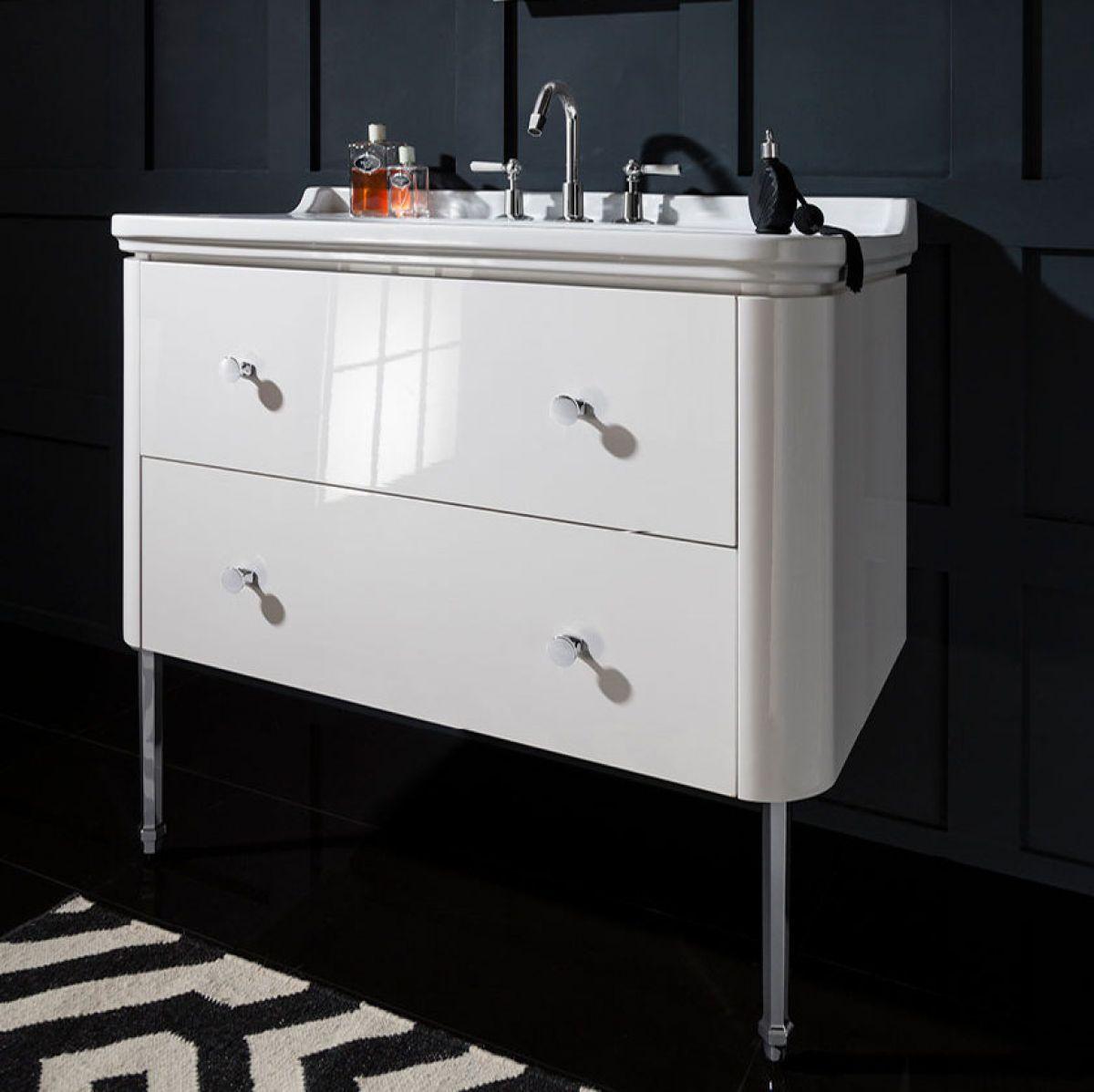 Bauhaus Waldorf Vanity Unit With Legs Uk Bathrooms