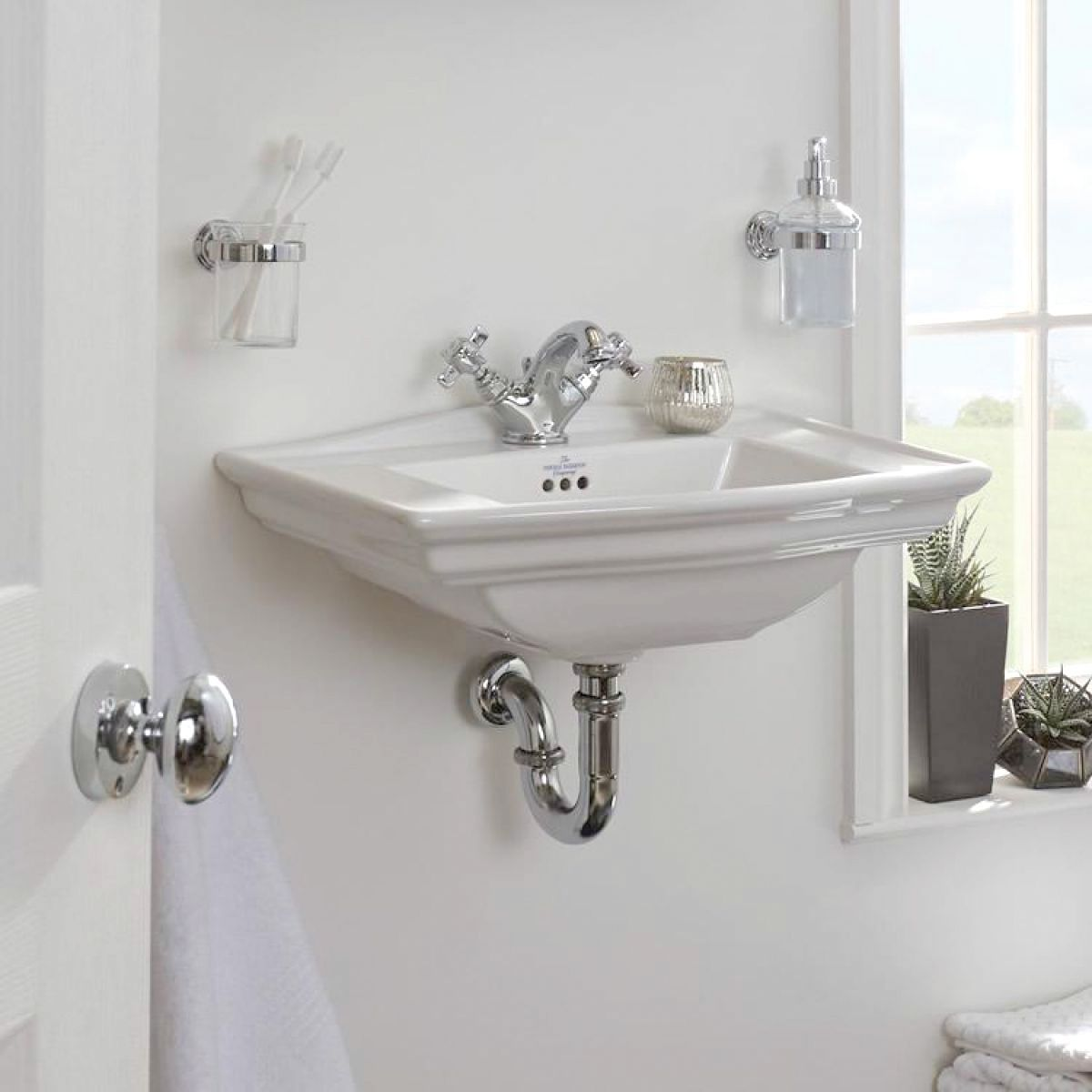 bathroom lavatory sink imperial westminster cloakroom basin uk bathrooms 10820