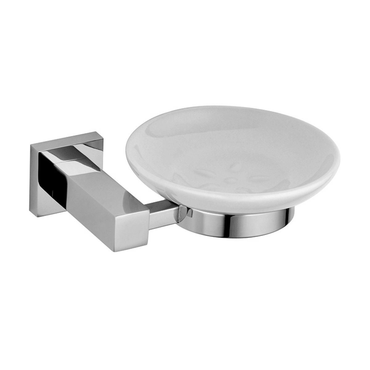 Abacus Line Soap Dish and Holder