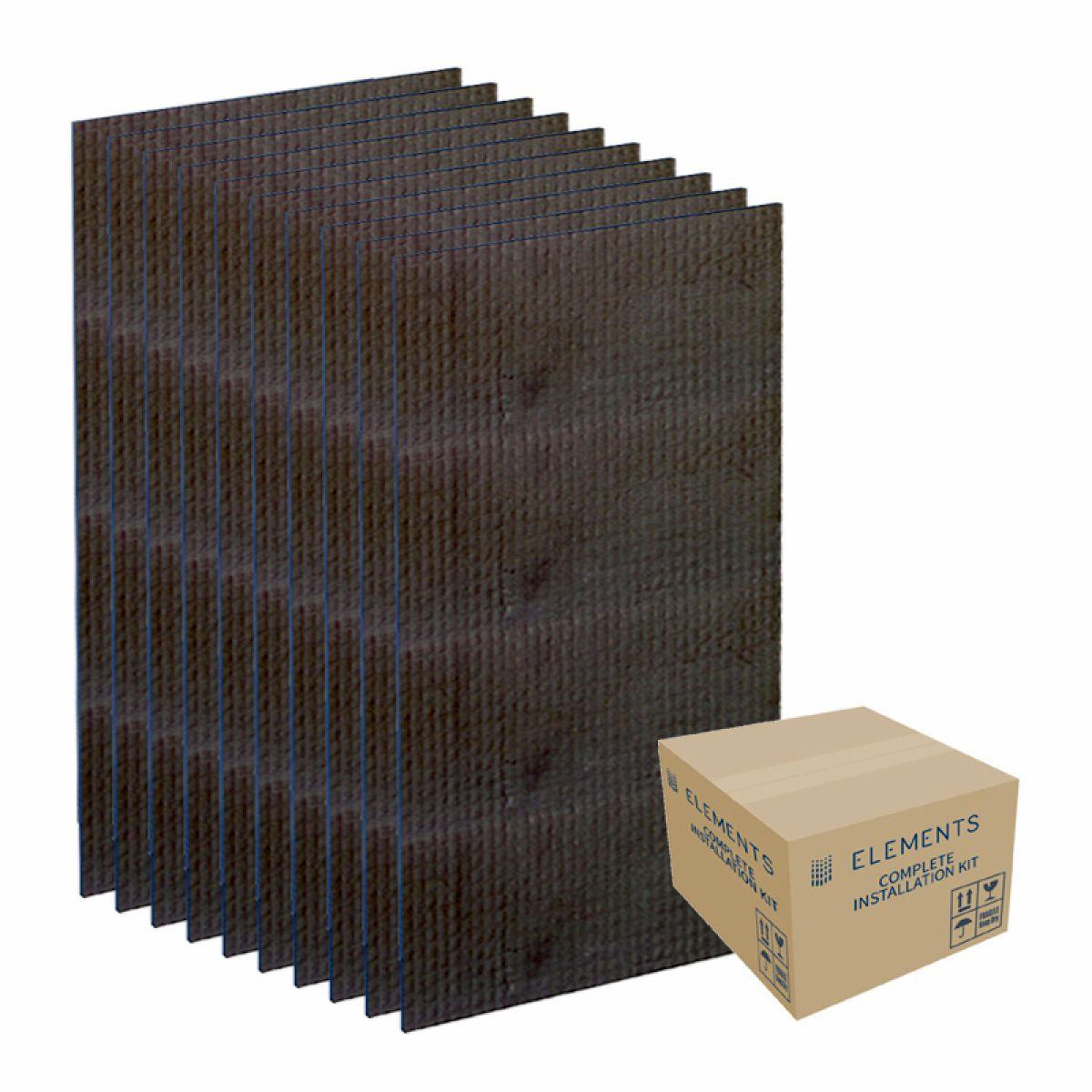 Abacus Elements Backer Board Kit