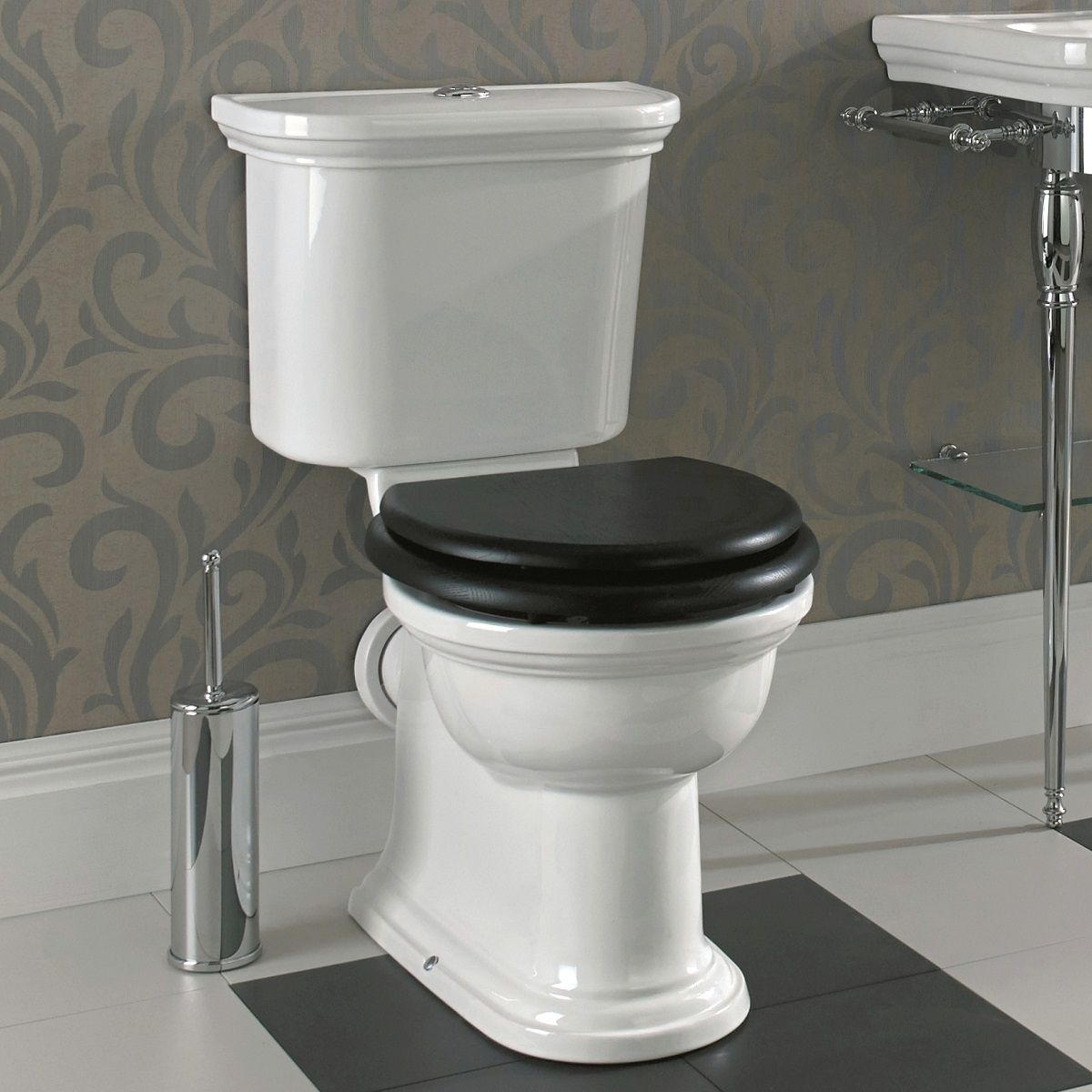 Imperial Carlyon Close Coupled Toilet - CR1WCC1030