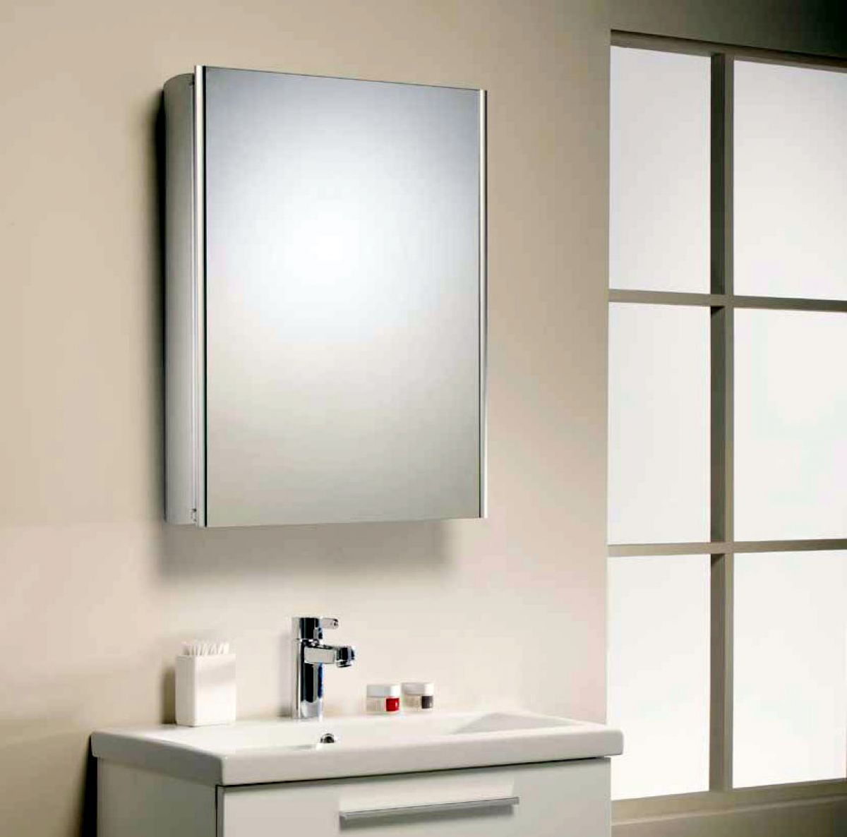 Roper Rhodes Ascension Equinox Single Door Cabinet : UK Bathrooms