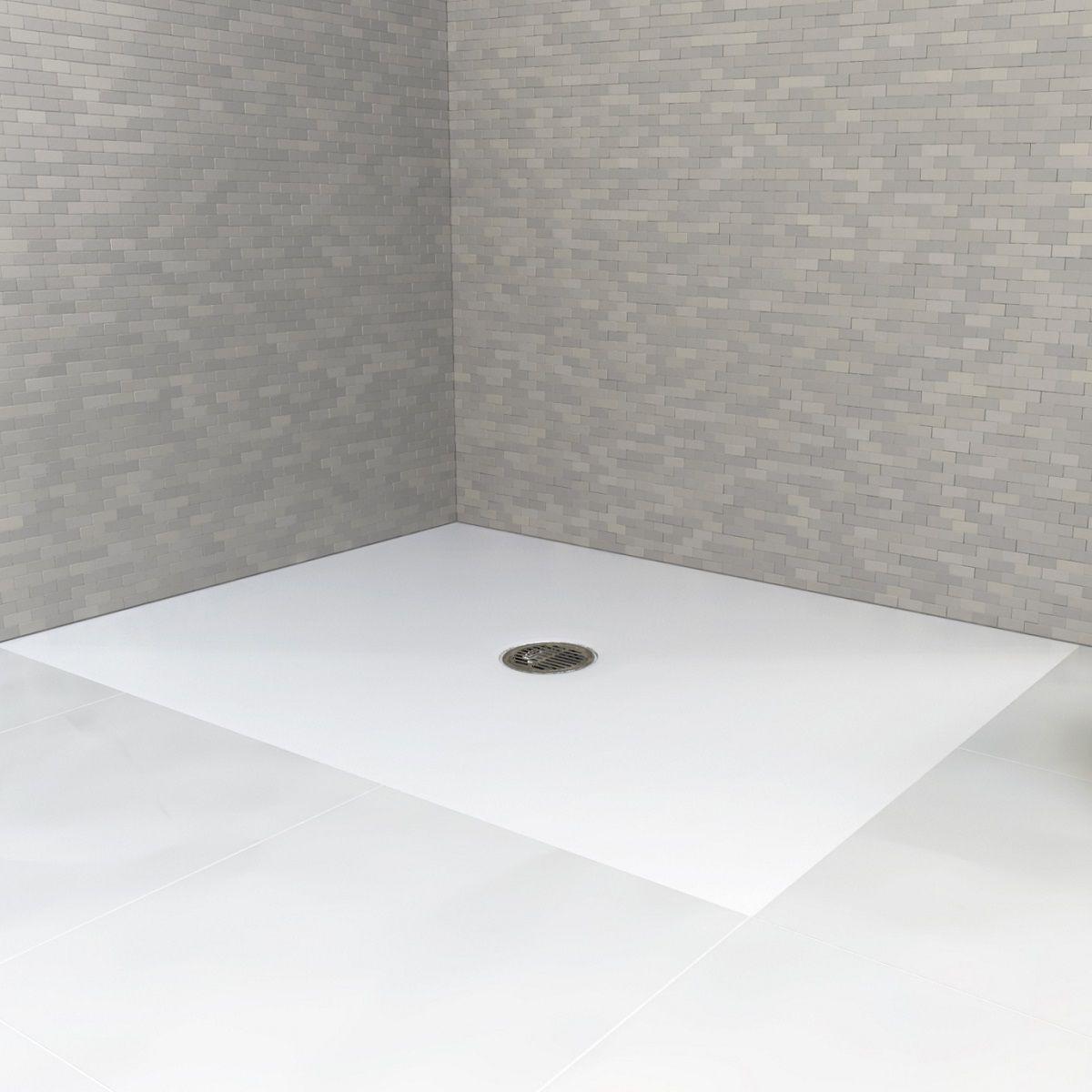 Matki Continental 30 Slimline Floor Shower Tray