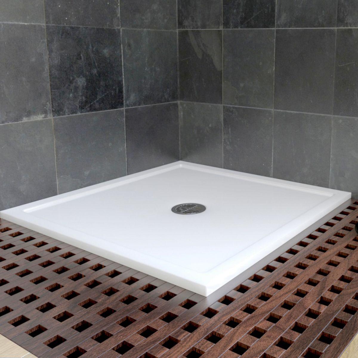 Matki Continental 40 Shower Tray : UK Bathrooms