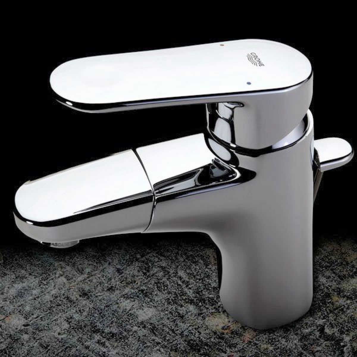 Grohe Europlus Basin Tap With Pull Out Spout Uk Bathrooms