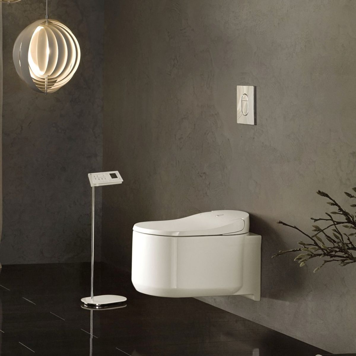 grohe sensia arena shower toilet uk bathrooms. Black Bedroom Furniture Sets. Home Design Ideas