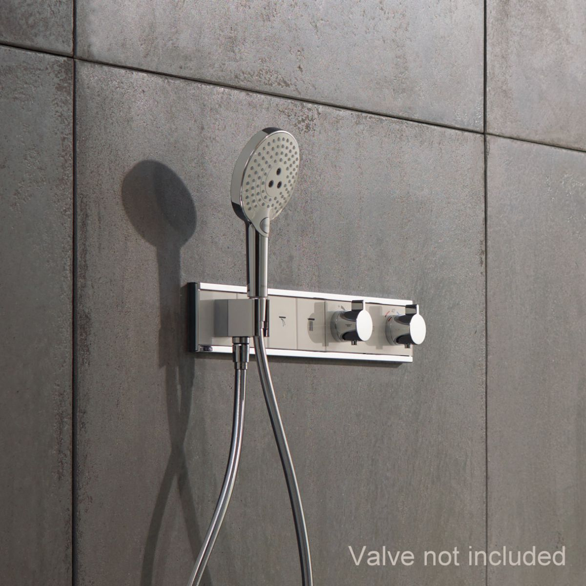 Hansgrohe Raindance Select S 120 3jet Hand Shower : UK Bathrooms