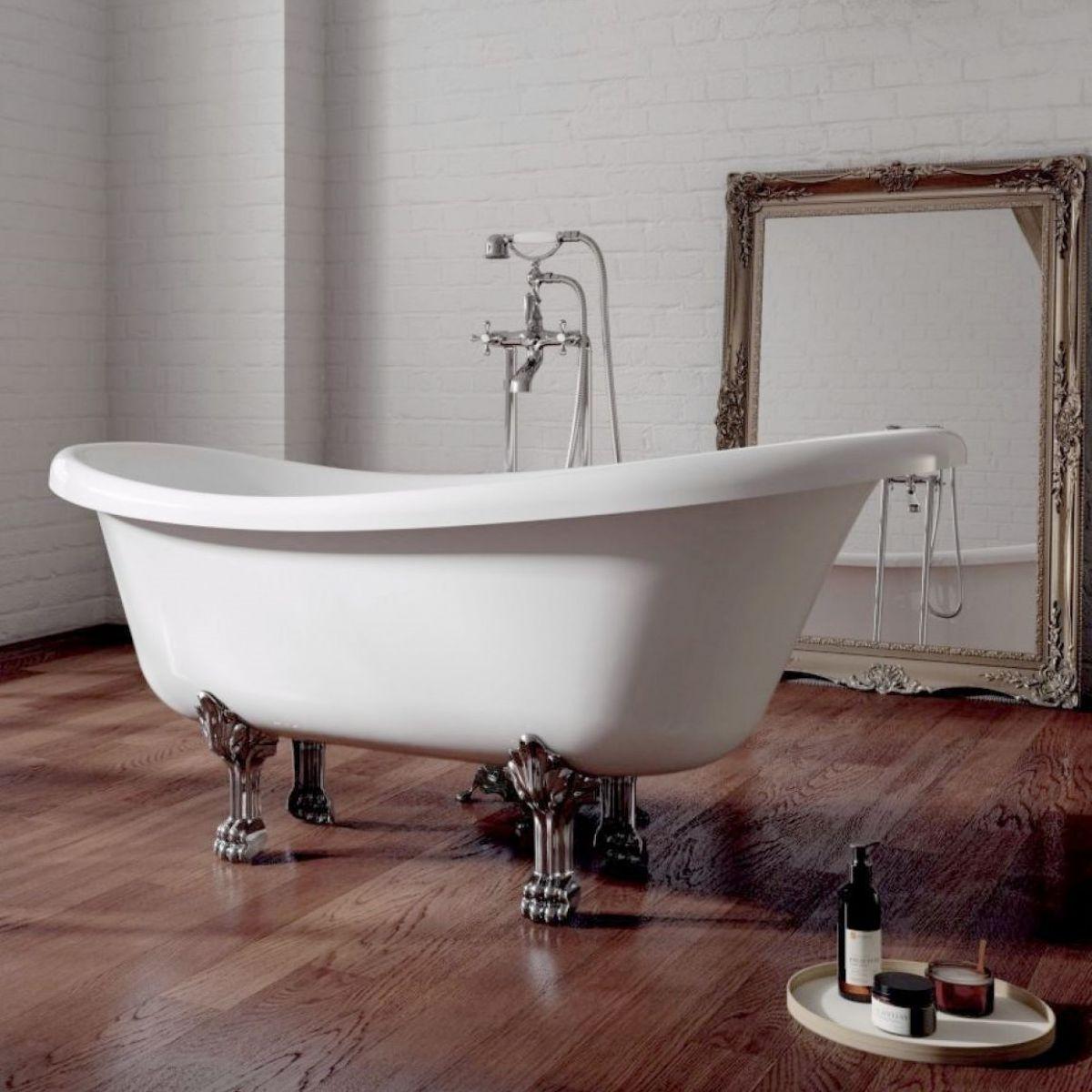 Ramsden & Mosley Skye Roll Top Bath : UK Bathrooms