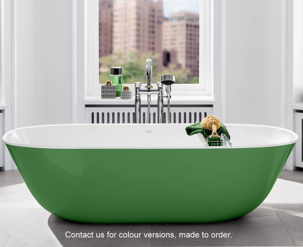 Villeroy Amp Boch Theano Solo Freestanding Bath Uk Bathrooms