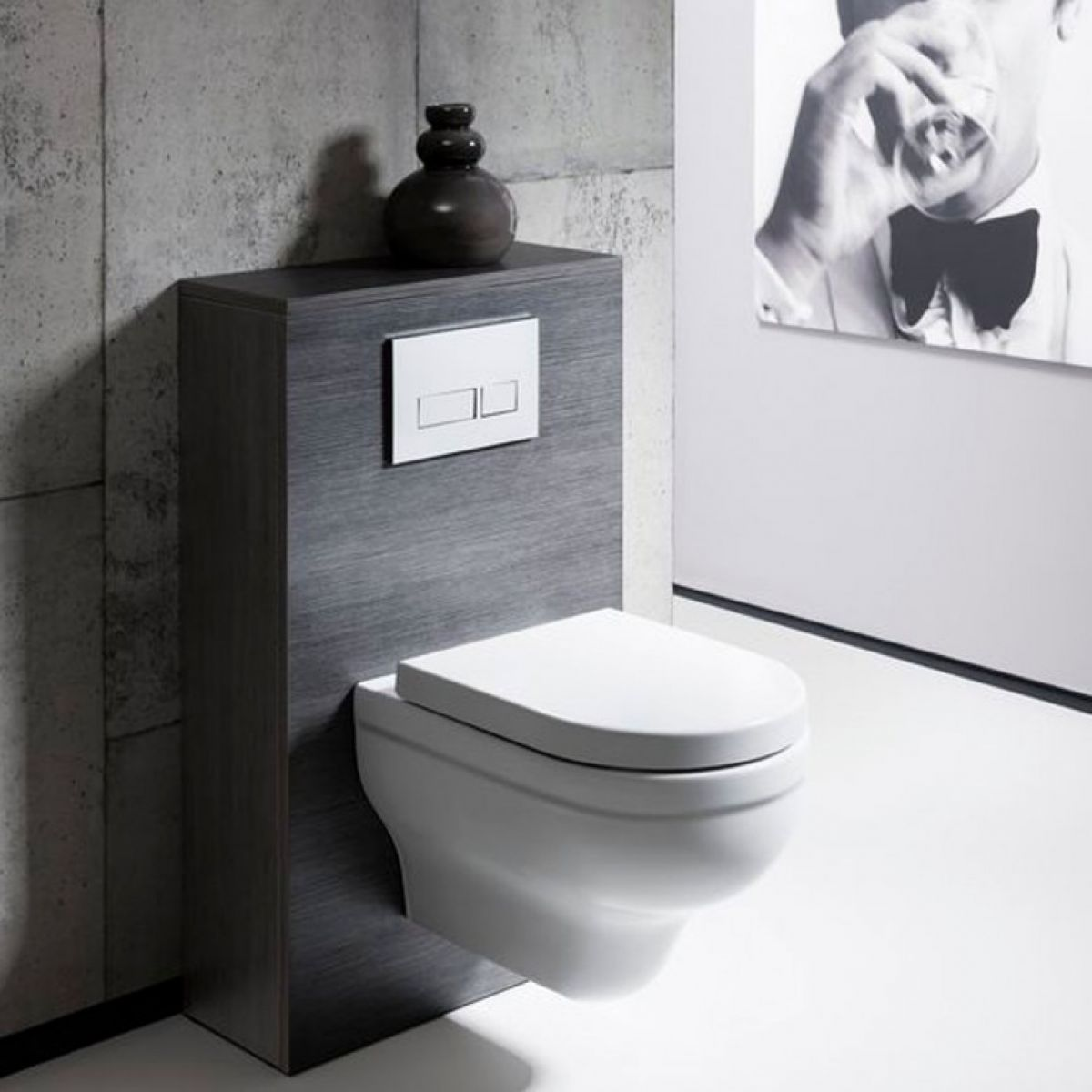 Bauhaus Wc Furniture Unit Uk Bathrooms