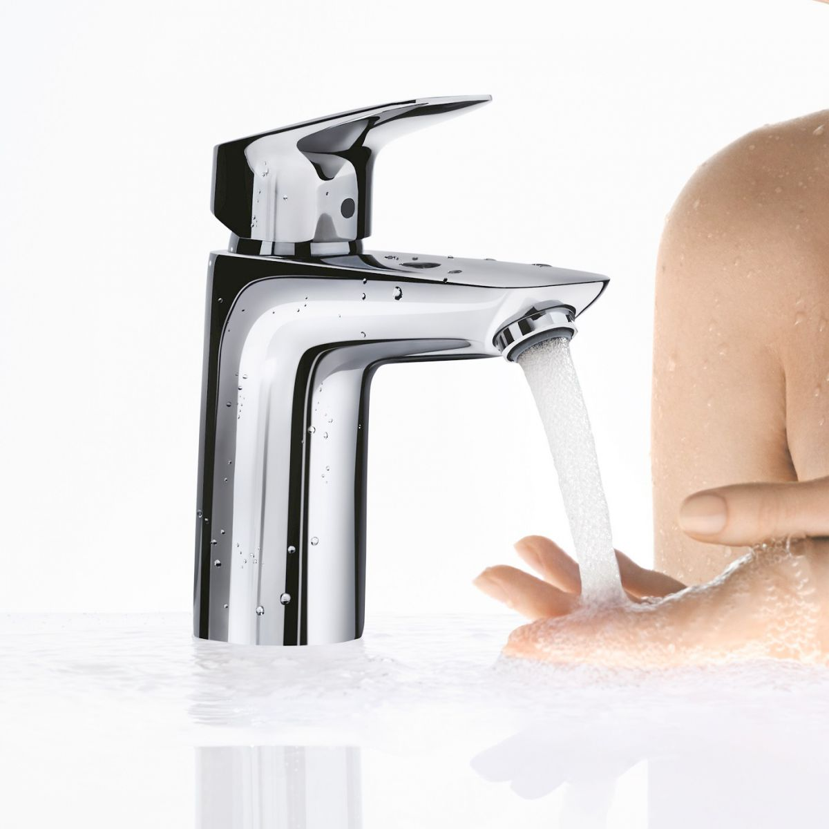 Hansgrohe Logis 100 Basin Mixer Tap : UK Bathrooms