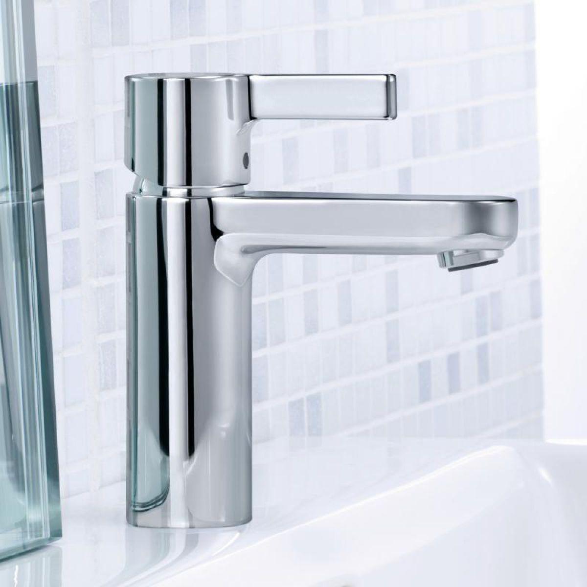 Hansgrohe Metris S 100 Basin Mixer Tap : UK Bathrooms