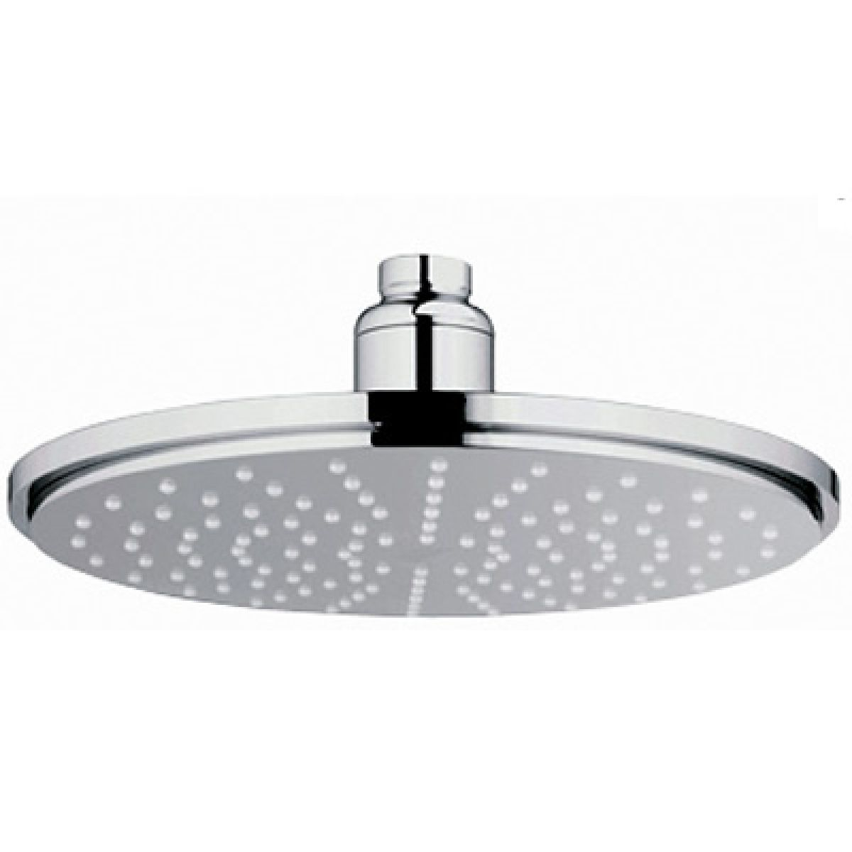 grohe rainshower 210mm modern shower head uk bathrooms. Black Bedroom Furniture Sets. Home Design Ideas