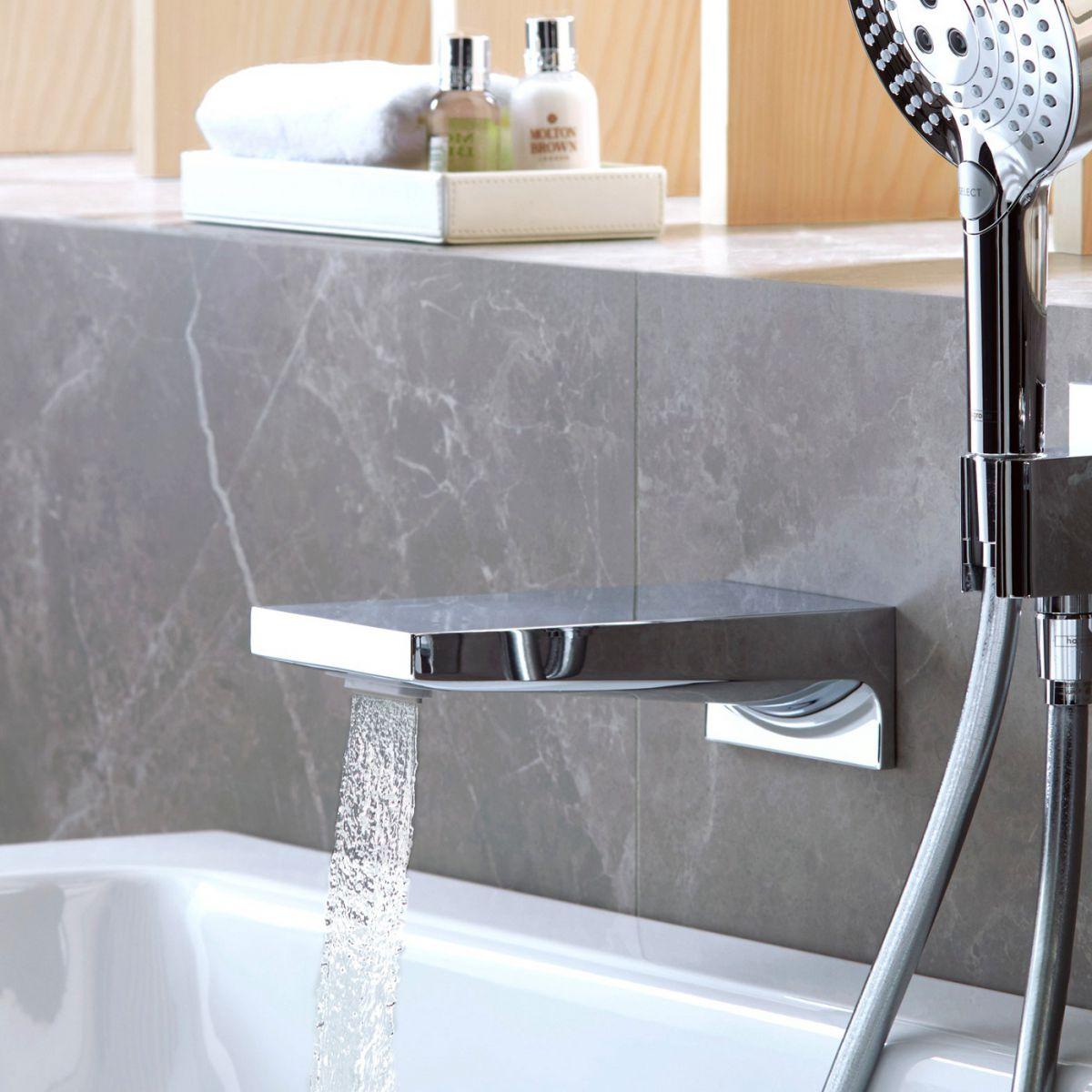 Hansgrohe Metropol Bath Spout Uk Bathrooms