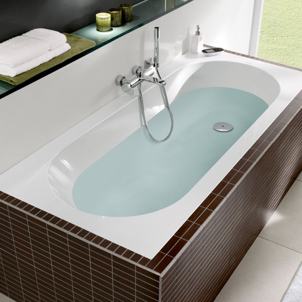 Villeroy Boch Soho Oberon Quaryl Bath Uk Bathrooms