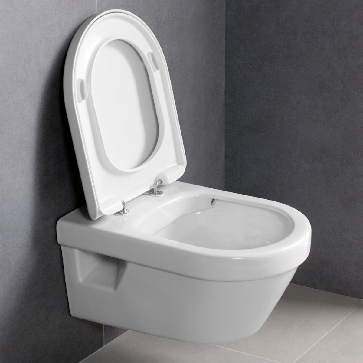 villeroy boch architectura wall hung toilet uk bathrooms. Black Bedroom Furniture Sets. Home Design Ideas