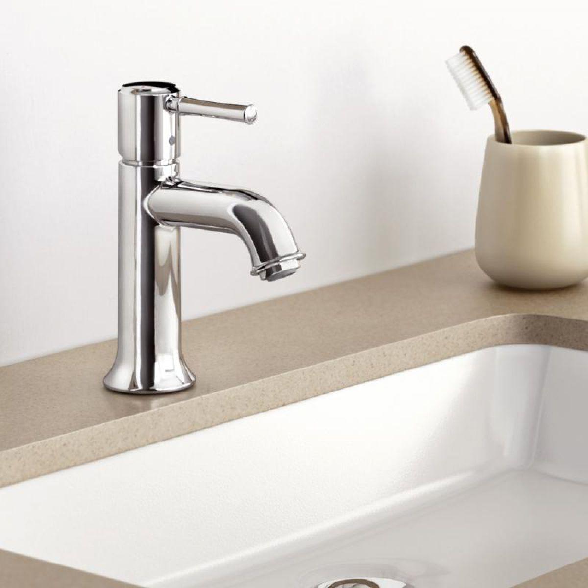 Hansgrohe Talis Classic 80 Basin Mixer Tap : UK Bathrooms