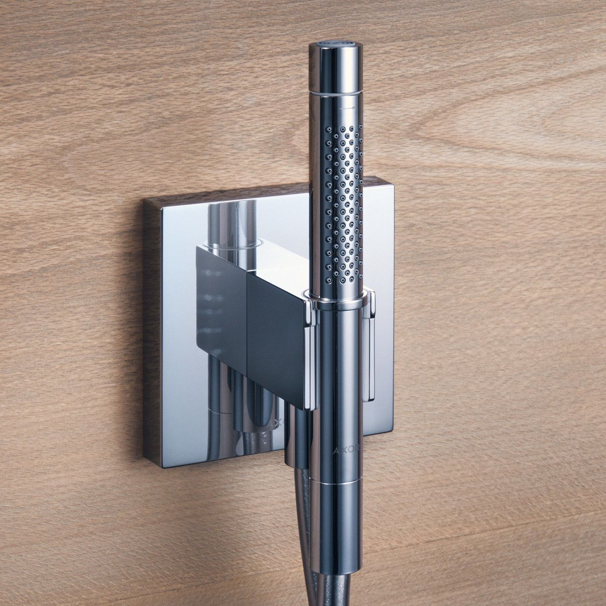 AXOR Starck Porter Unit, with Baton Hand Shower : UK Bathrooms