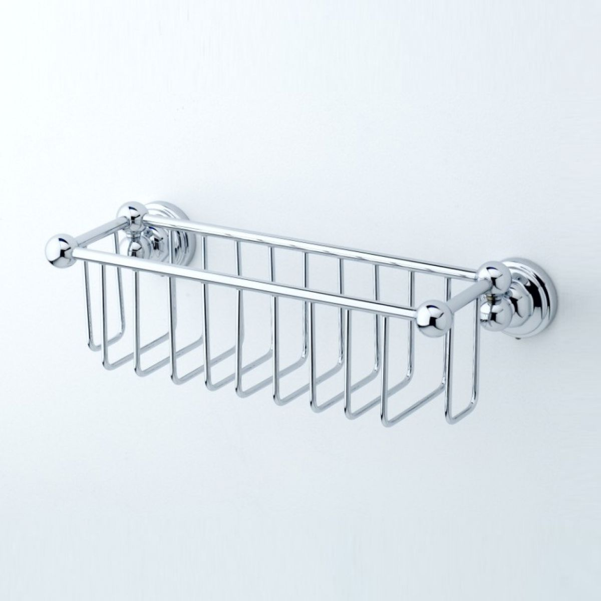 Perrin & Rowe Traditional Bottle Baskets : UK Bathrooms
