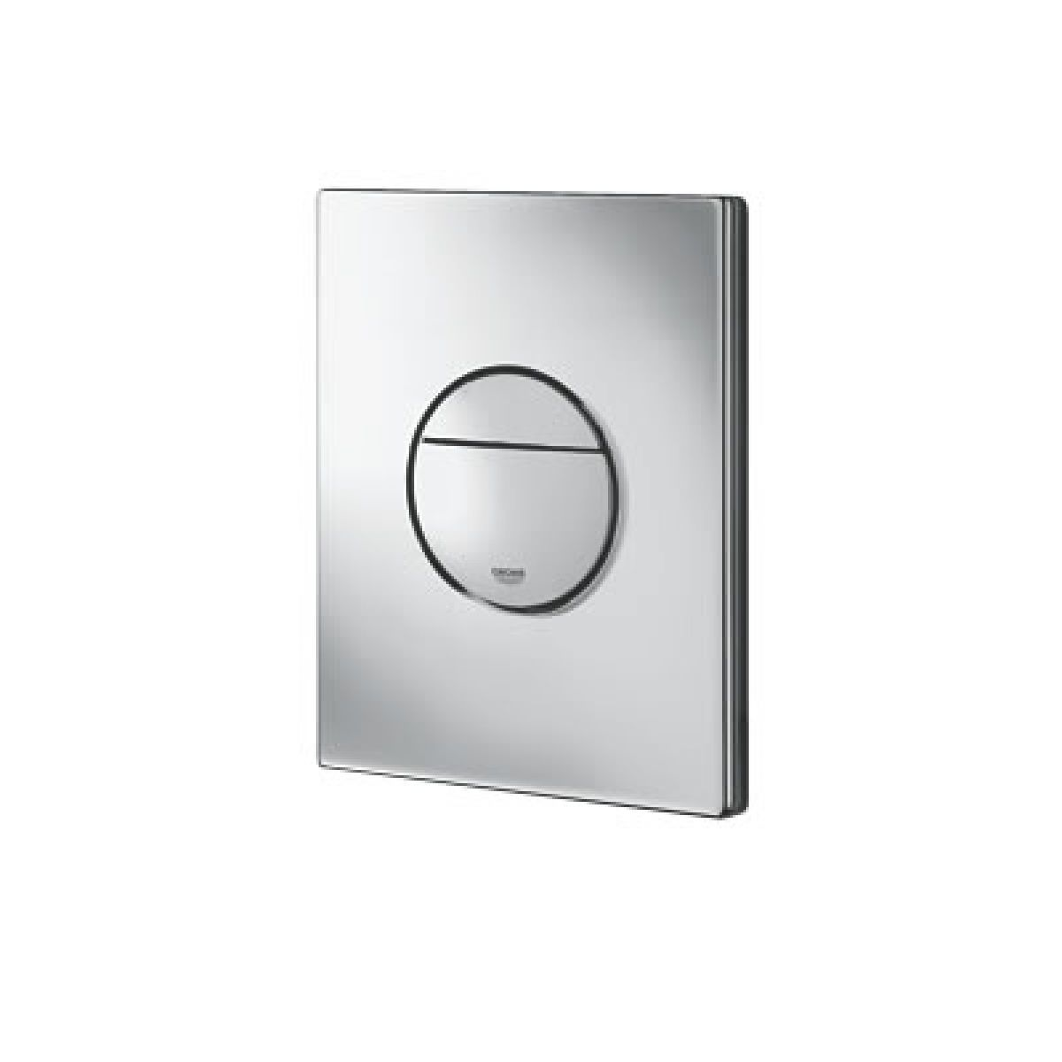grohe nova cosmopolitan dual flush plate uk bathrooms. Black Bedroom Furniture Sets. Home Design Ideas
