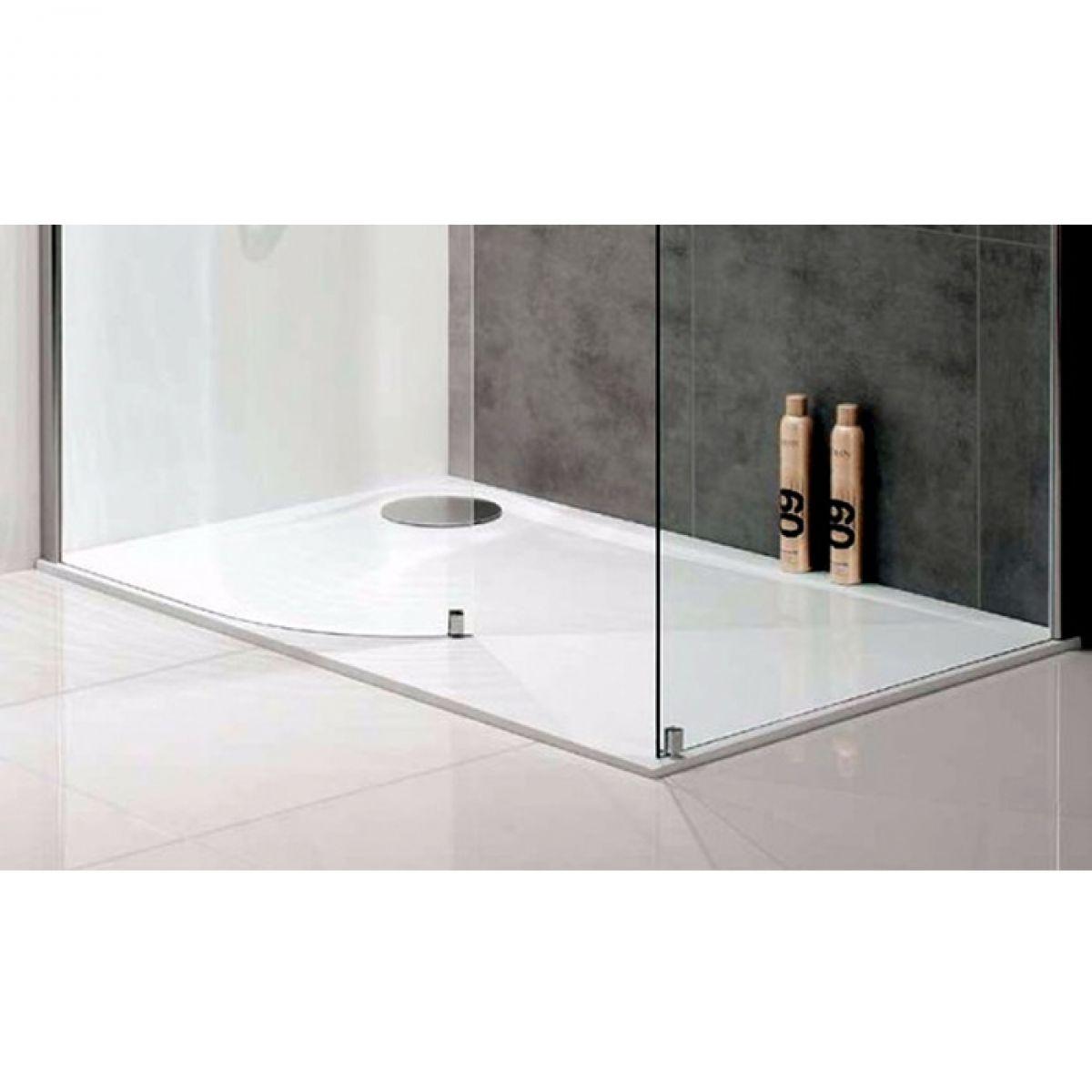 MX Optimum Rectangle Shower Tray : UK Bathrooms
