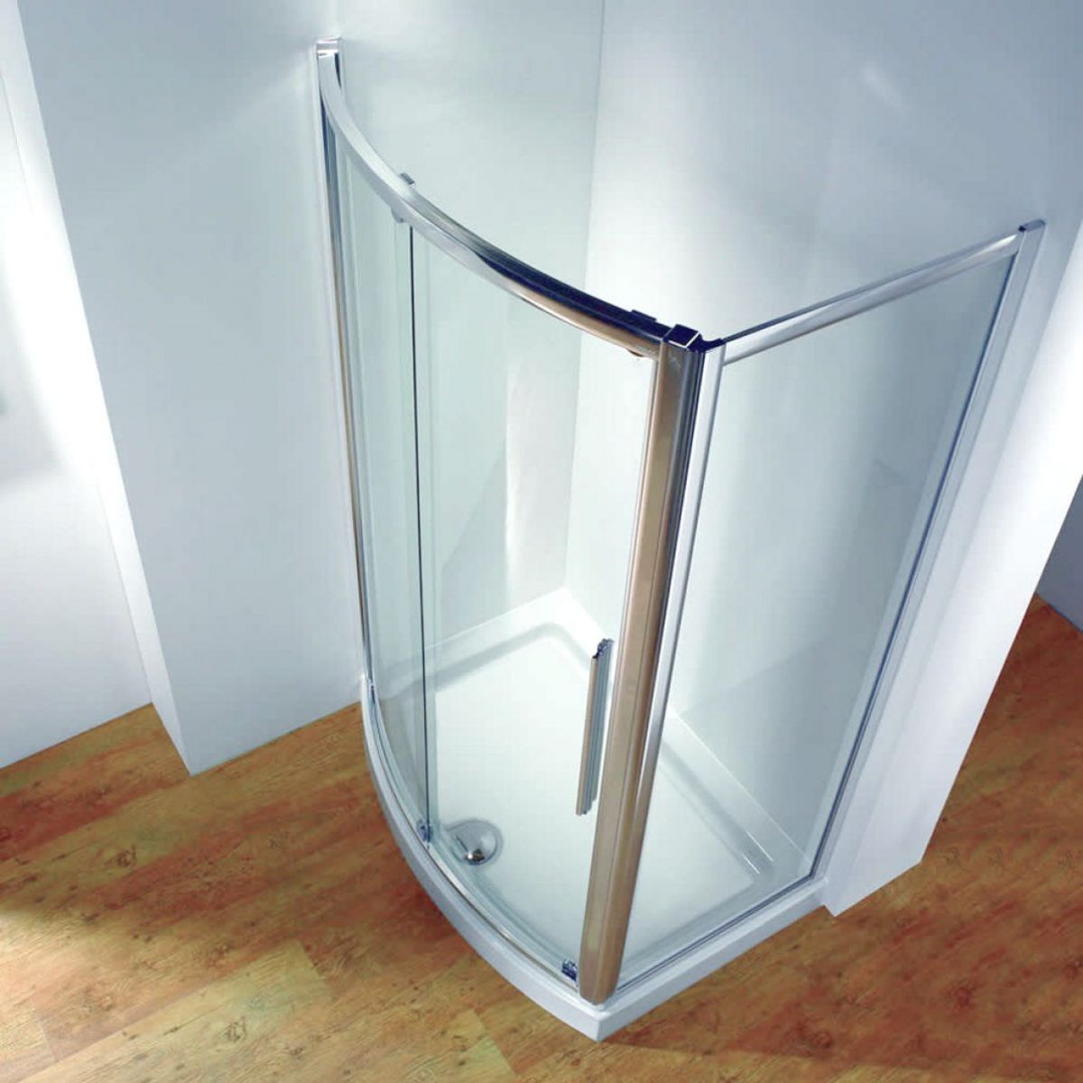 Kudos Original Bow Fronted Sliding Door Uk Bathrooms