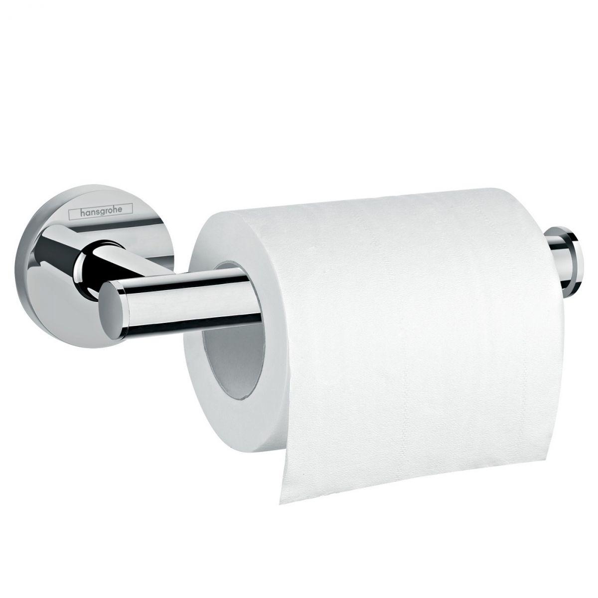 Hansgrohe Logis Universal Toilet Roll Holder Uk Bathrooms