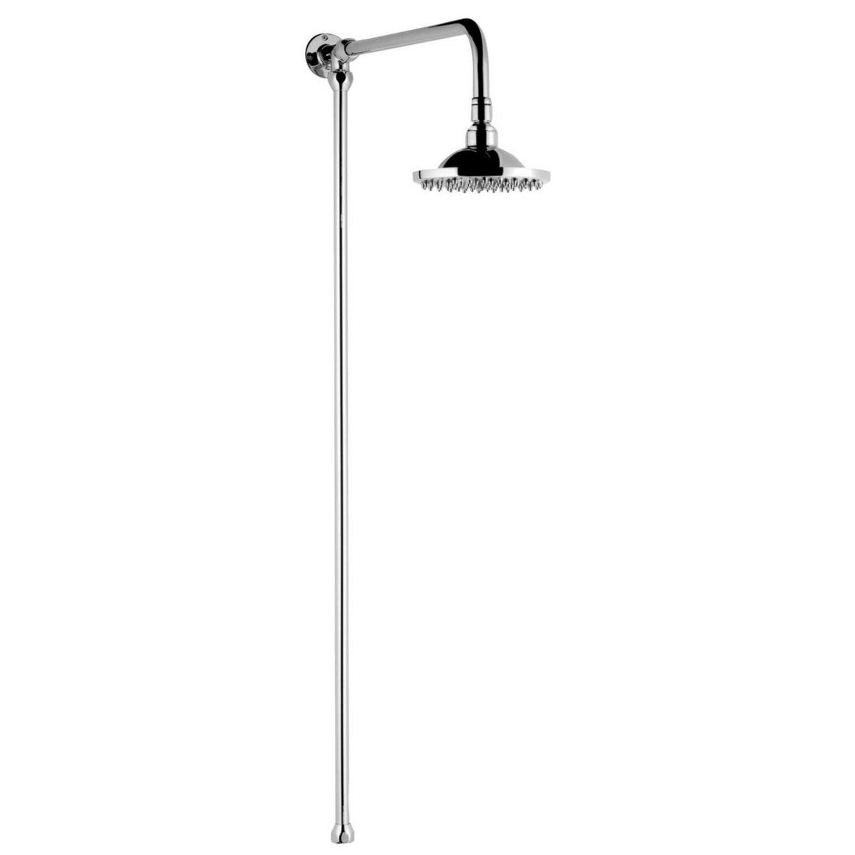 Bayswater Rigid Riser Kit With Overhead Shower