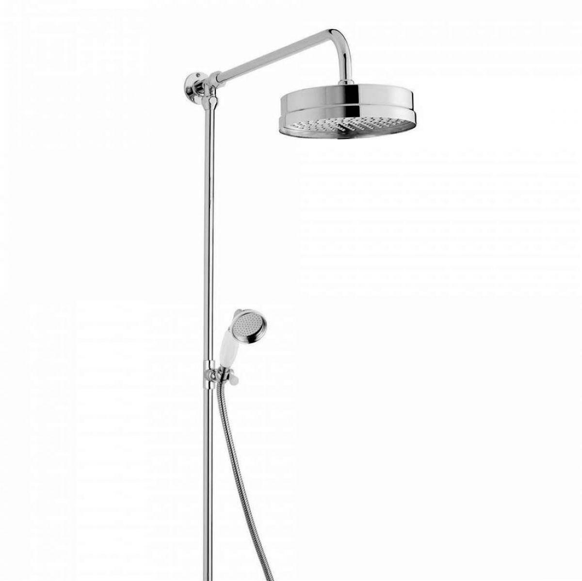 Bayswater Luxury Rigid Riser Shower Kit : UK Bathrooms