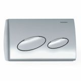 Product image for Geberit Kappa 20 Dual Flush Plate