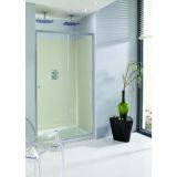 Product image for Simpsons Edge Single Sliding Shower Door