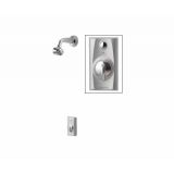 Product image for Aqualisa Visage Digital Concealed Shower with Fixed Head
