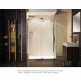 Product image for Roman Desire 8mm Frameless Sliding Door Shower Enclosure