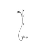 Product image for Aqualisa Midas 100 Thermostatic Shower Kit