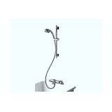 Product image for Aqualisa Midas Bath shower mixer with adjustable height head
